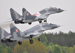 Mig-29 Fulcrum - Polish Air Force. Photo via Polish Air Force